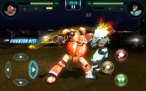 Real Steel World Robot Boxing - screenshot thumbnail