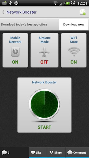 Network Speed Booster Apk V1.2.2