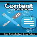 Content Curation Wizard icon