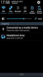 Headphone Amp Control - screenshot thumbnail