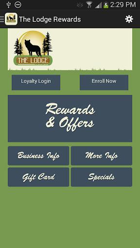 The Lodge Rewards