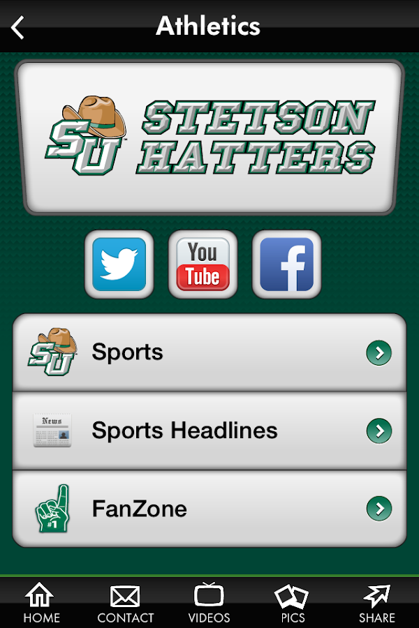 Stetson University - screenshot