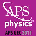 APS GEC 2011 logo