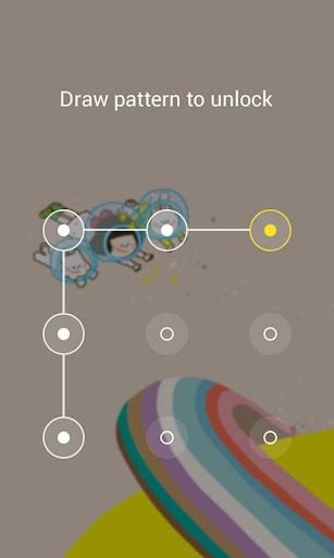 玩免費個人化APP|下載우주 속 버라이어티숨 도돌 락커 테마 app不用錢|硬是要APP