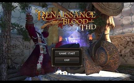 Renaissance Blood THD Screenshot 1