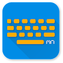MN Log-In/pass keyboard-Korean icon