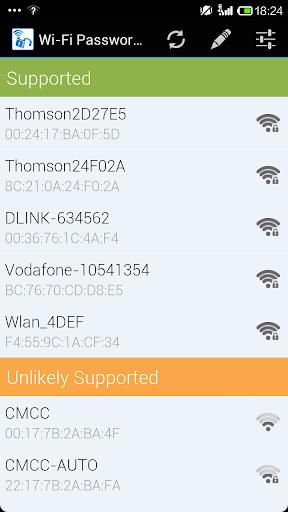 WiFi Password Native