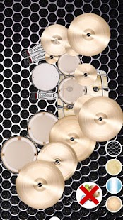 Drum Set - Real Drum -Drum Kit- screenshot thumbnail