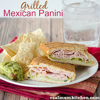 Mexican Panini.