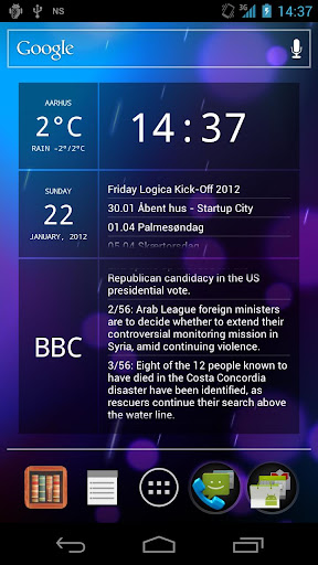 Glass Widgets ICS Full v1.6.0