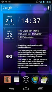 Glass Widgets ICS v1.9.1