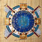 Altägyptischen Kalender icon