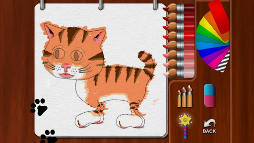 Top Application and Games Free Download Paint My Cat 1.1 APK File