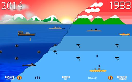 Seawolf III - Epyx - english