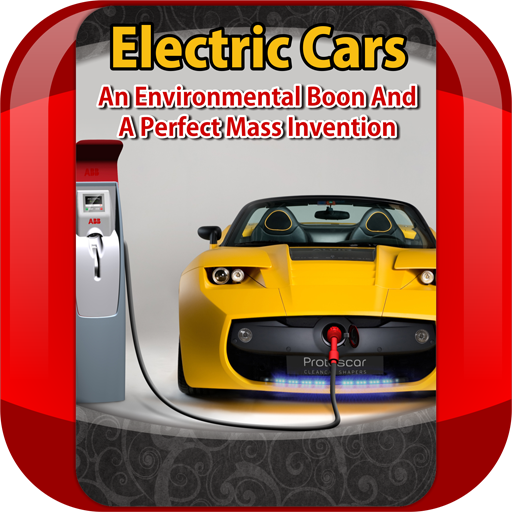 Electric Cars 書籍 App LOGO-APP試玩