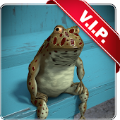 Pacman Frog live wallpaper