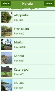 Kerala Tourism - screenshot thumbnail