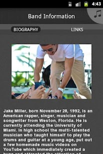 Jake Miller - screenshot thumbnail