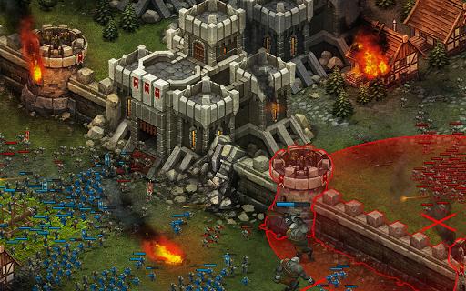 Игра Битва за Трон для планшетов на Android