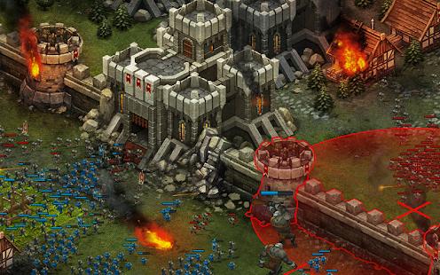 Throne Rush Screenshot 2