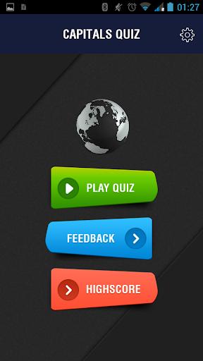 免費娛樂App|Capitals Quiz|阿達玩APP