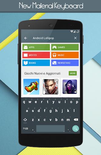 Android/PC/Windows 용 Theme - Android Lollipop CM11 앱 (apk) 무료 다운로드 screenshot