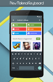 Theme - Android Lollipop CM11 app (apk) free download for Android/PC/Windows screenshot