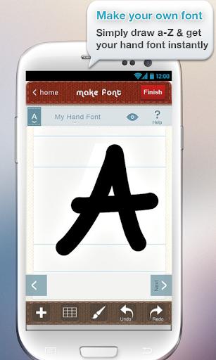 InstaFontMaker Font Maker Free