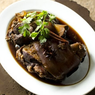 Slow Braised Pork Hock Recipe