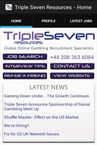 Triple Seven Resources