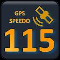 GPS Speedo icon