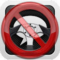 No Texting and Driving logo