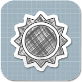 Doodle Draw B&W Icon Pack