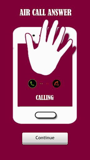 Air Calls Answer