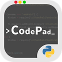 CodePad python plugin icon