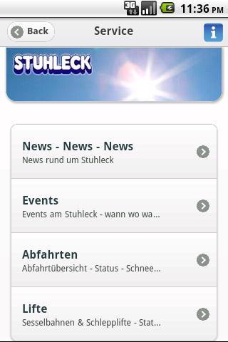 Stuhleck- screenshot