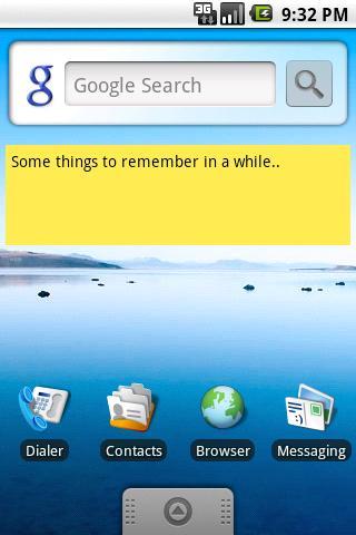 Handy Notes- screenshot