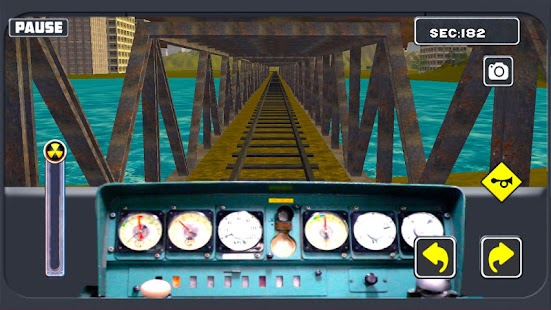 Train Simulator Drive- screenshot thumbnail