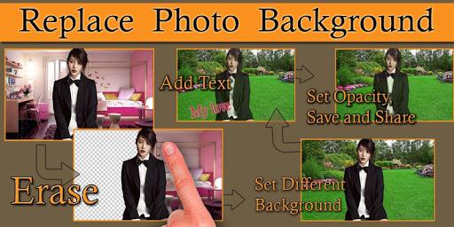 Auto Photo Background Changer
