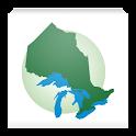 EDDMapS Ontario icon
