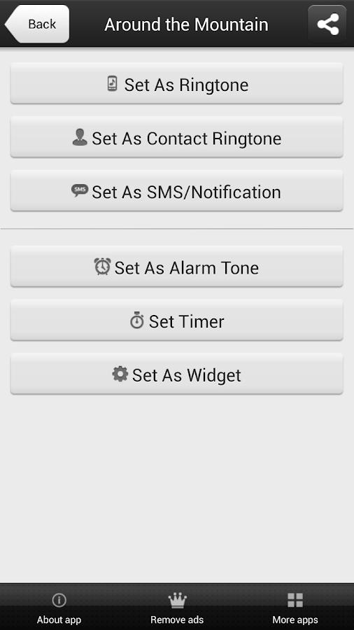 New Ringtones - screenshot