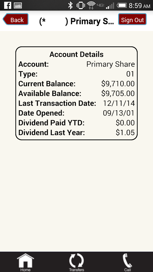 Laramie Plains FCU Mobile- screenshot