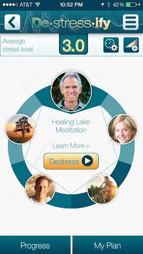 Impact Foundation Stress App