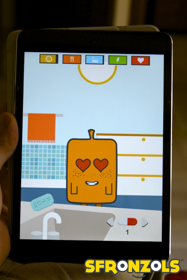 Sfronzols - Virtual Pet screenshot #6