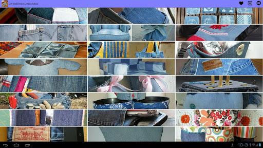玩生活App|DIY Old Denim Jeans Ideas免費|APP試玩