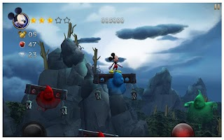 Screenshot of Castle of Illusion