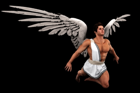 Angel Saint 3D - screenshot
