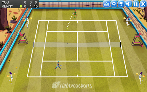 Tennis Masters Cup- screenshot thumbnail