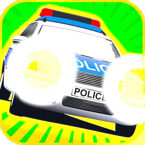 賽車遊戲App|警方搗破汽車追逐熱 LOGO-3C達人阿輝的APP