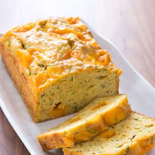 Savory Zucchini Bread.